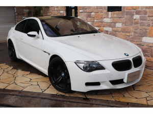 BMW M6 ベースグレード 左H アイゼンマンマフラー アイバッハサス