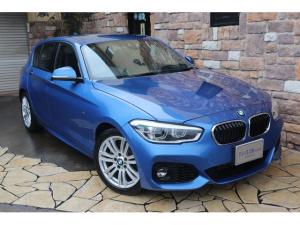 BMW 1シリーズ 118i Mスポーツ LED 純正HDD 禁煙ワンオーナー車