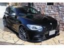 BMW/BMW 116i Mスポーツ MPerformanceエアロ19AW
