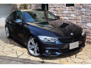 BMW 4シリーズ 435iグランクーペ Mスポーツ アイボリーレザー ACC