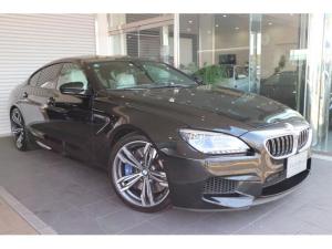 BMW M6 グランクーペ 禁煙車 左ハンドル アイボリーレザースポーツシート シートヒーター BANGOLUFSENサウンド LEDヘッドライト インテリジェントセーフティ レーンディパーチャーウォーニング