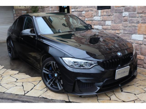 BMW M3 M3 ドライブロジック Mアダクティブサス 禁煙ワンオーナー