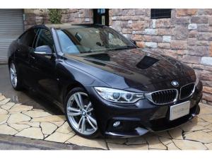 BMW 4シリーズ 428iグランクーペ Mスポーツ ACC 禁煙ワンオーナー車