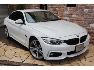 BMW 4シリーズ 420iクーペ Mスポーツ 純正HDDナビ ACC 禁煙車