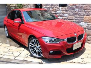BMW 3シリーズ アクティブハイブリッド3 Mスポーツ レッドレザー 禁煙車