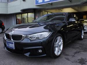 BMW 4シリーズ 420iグランクーペ Mスポーツ 1オーナー 地デジ LED