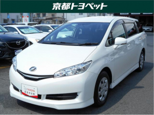 トヨタ ウィッシュ 1.8X トヨタ認定中古車