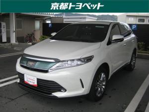 トヨタ ハリアー プログレス トヨタ認定中古車