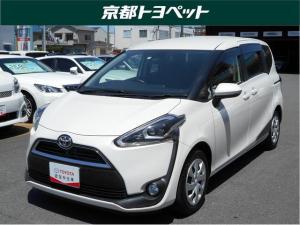 トヨタ シエンタ G トヨタ認定中古車