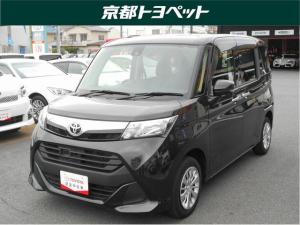 トヨタ タンク G S トヨタ認定中古車