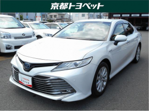 トヨタ カムリ G トヨタ認定中古車