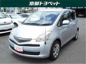 トヨタ ラクティス G Lパッケージ トヨタ認定中古車