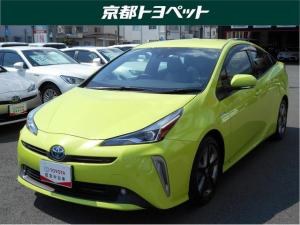 トヨタ プリウス Sツーリングセレクション トヨタ認定中古車
