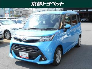 トヨタ タンク G トヨタ認定中古車
