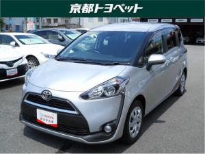 トヨタ シエンタ X トヨタ認定中古車