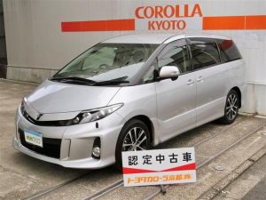 トヨタ エスティマ アエラス バックモニター ドライブレコーダー スマートキ-