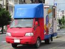 マツダ/ボンゴトラック キッチンカー