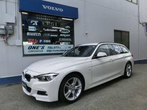 BMW 3シリーズ 318iツーリング Mスポーツ LEDヘッド クルコン