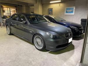 BMWアルピナ B5 スーパーチャージ リムジン 禁煙車 記録簿 純正19インチAW V8DOHCスーパーチャージャーEg 510PS 本革シート