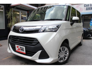 トヨタ タンク X S スマートアシスト パワースライド SDナビ