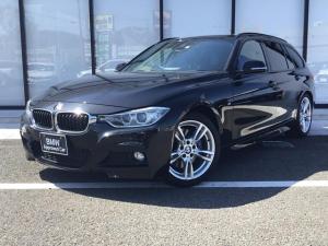 BMW 3シリーズ 320iツーリングMスポーツ弊社下取禁煙車18インチAW