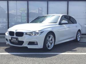 BMW 3シリーズ 320i Mスポーツ Mスポーツパッケージ 後期LCIモデル タッチパネルナビ パドルシフト シートヒーティング ACC Bカメラ ETC 弊社下取車 Mスポーツシート LEDヘッドライト