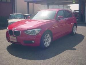 BMW 1シリーズ 116i 純正HDDナビ スマートキー HID ETC