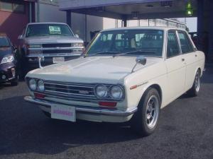 日産 ブルーバード 1600SSS