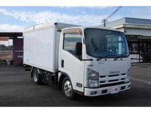 いすゞ エルフトラック 冷凍冷蔵車 デンソー 北村製作所ルーフスライダー