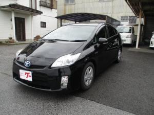 トヨタ プリウス S ガラスルーフ サンルーフ付 HDDナビTV