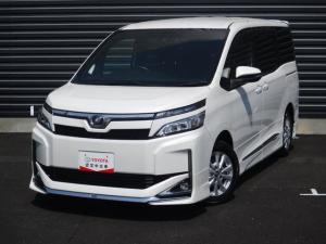 トヨタ ヴォクシー V TSS・メーカー保証継承有り