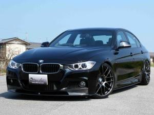 BMW 3シリーズ 320dブルーパフォーマンス Mスポーツ 車高調 20AW