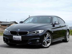 BMW 4シリーズ 435iグランクーペ Mスポーツ レッドレザー