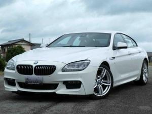 BMW 6シリーズ 640iグランクーペ Mスポーツ