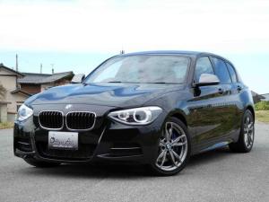 BMW 1シリーズ M135i レッドレザー 18AW Mブレーキ 純正ナビ バックカメラ クルーズコントロール コンフォートアクセス