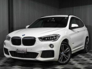 BMW X1 xDrive 20i Mスポーツ 純正ナビ TV バックカメラ PDC コンフォートアクセス 電動バックドア LEDヘッドライト 純正18AW