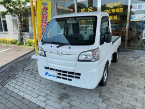ダイハツ ハイゼットトラック スタンダード エアコン/パワステ/ラジオデッキ/2WD/5MT