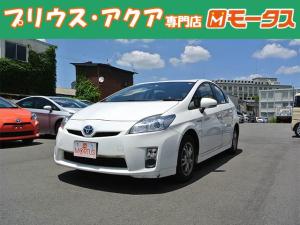 トヨタ プリウス L キーフリー オートライト 電格ミラー CDデッキ