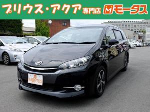 トヨタ ウィッシュ 1.8S ナビ Bluetooth HID 地デジ 禁煙車