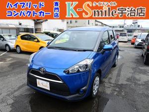トヨタ シエンタ X キーレス ナビ TV バックカメラ ETC 禁煙車
