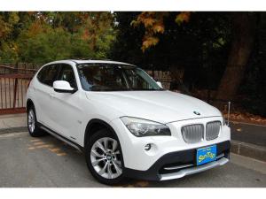 BMW X1 xDrive 25iハイライン・サンルーフ黒革・Bモニター