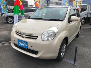 トヨタ パッソ X ユルリ インテリジェントキー ETC車載器 ABS エアコン