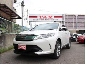 トヨタ ハリアー プレミアム ユーザー買取車 ワンオーナー サンルーフ アルパイン9インチナビ