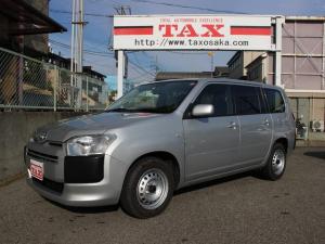 トヨタ サクシード UL-X 純正SDナビ 電動格納ミラー ETC