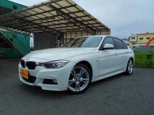 BMW 3シリーズ 320i Mスポーツ 専用シート ステアリング ナビ ETC