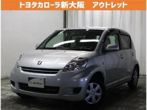 トヨタ パッソ X デュアルエアバッグ ABS キーレス