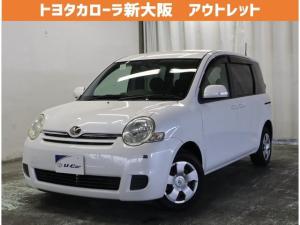 トヨタ シエンタ Xリミテッド 当社下取りワンオーナー HDDナビ ETC