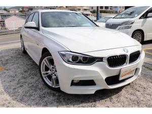 BMW 3シリーズ 320i Mスポーツ ワンオーナー 革シート パドルシフト 2年長期無料保証 BMW認定店