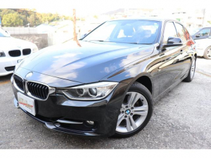 BMW 3シリーズ 320i スポーツ ワンオーナー BMW認定店 2年間長期無料保証付