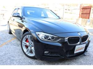 BMW 3シリーズ 320i Mスポーツ BMW認定店 2年間長期無料保証付 純正HDDナビ バックカメラ アクティブクルーズコントロー インテリジェントセーフティー レーンディパーチャーウォーニング コムテック製ドライブレコーダー